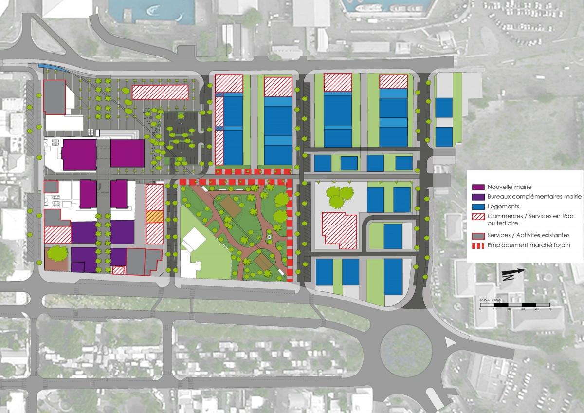 Plan program, City of Port